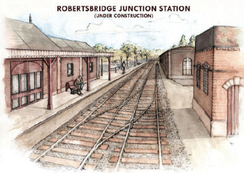 Robertsbridge Junction Station